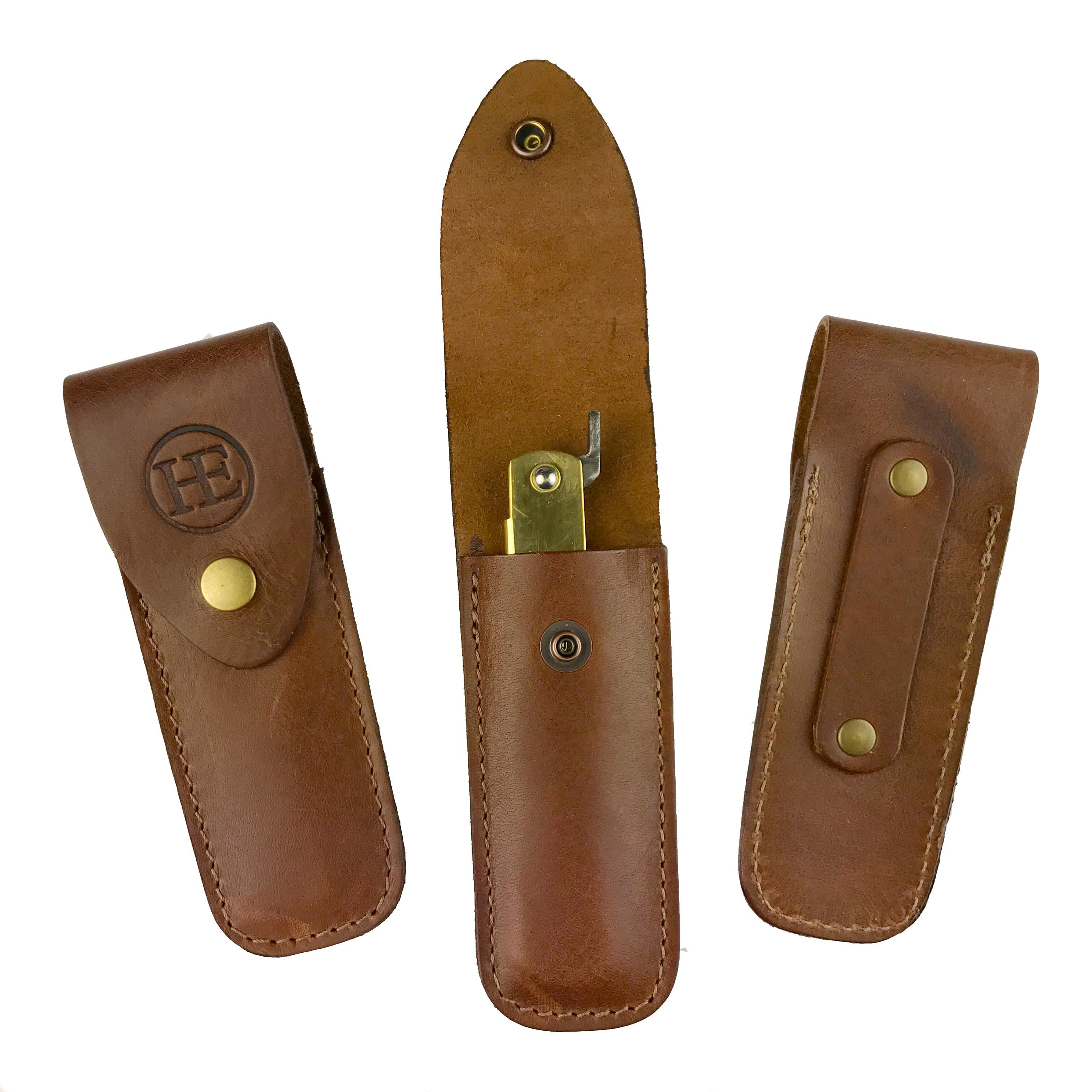 Handmade Leather Tool Care
