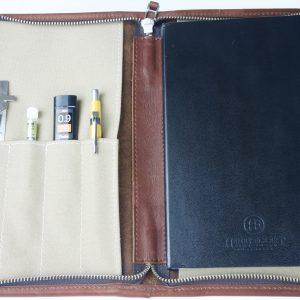 Henry Eckert Notebooks & Leather Compendium